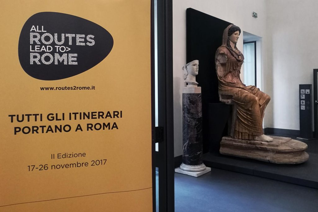 All Routes lead to Rome 2017