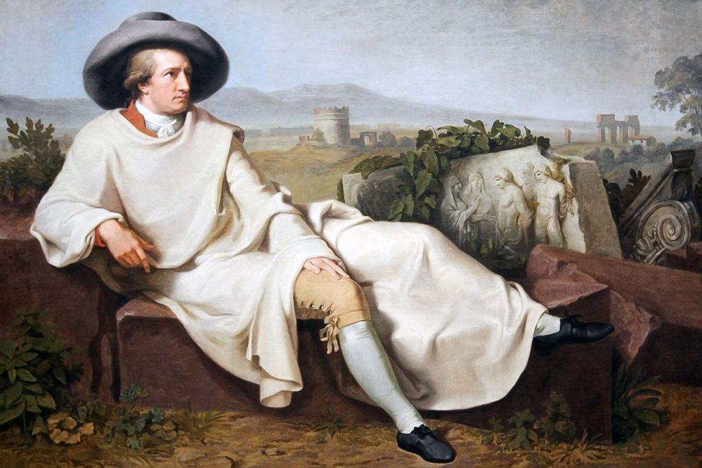 "Goethe ""Viaggio in Italia"""