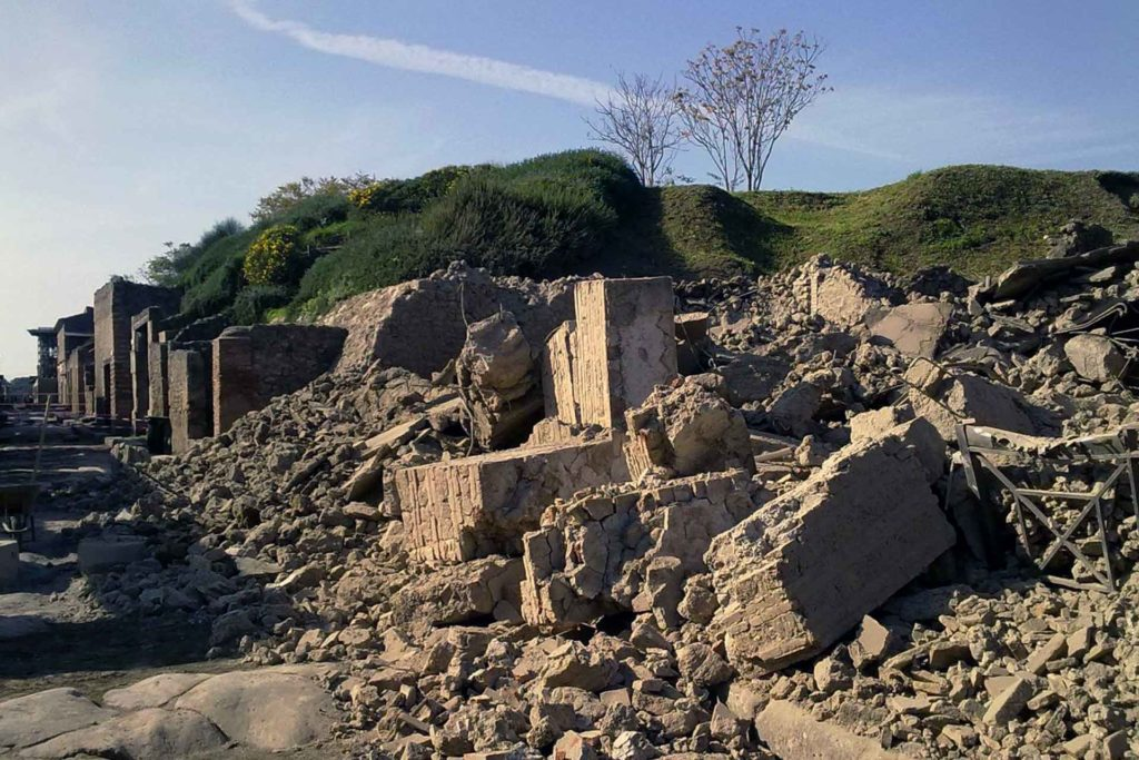 Crolli di Pompei