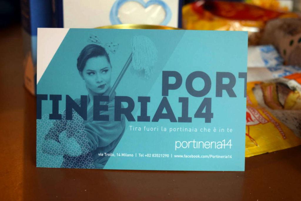 Portineria14 - Milano