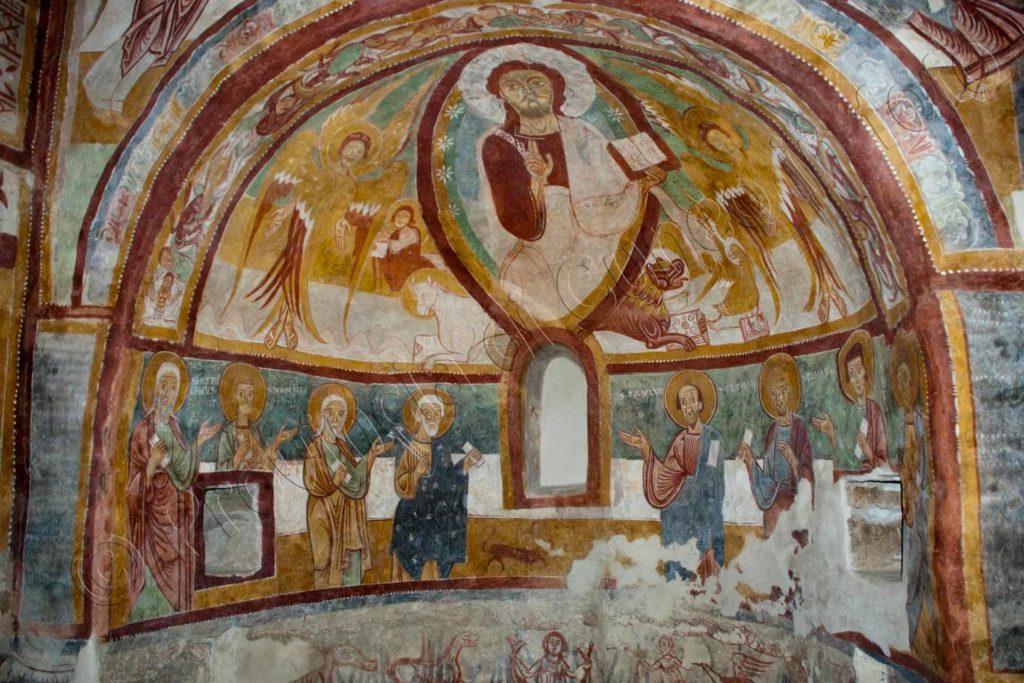 Affresco del Santuario di Vicoforte, Mondovì