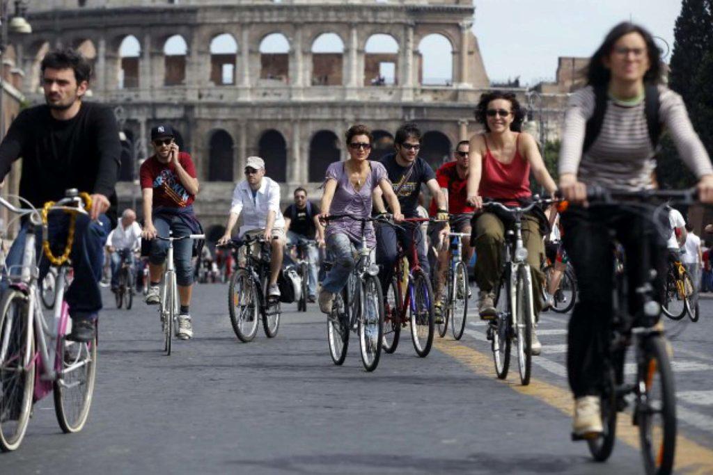 Mobilita urbana sostenibile