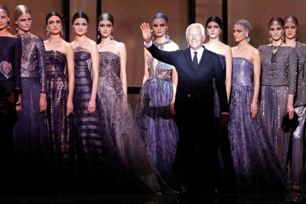 Alta moda - Giorgio Armani