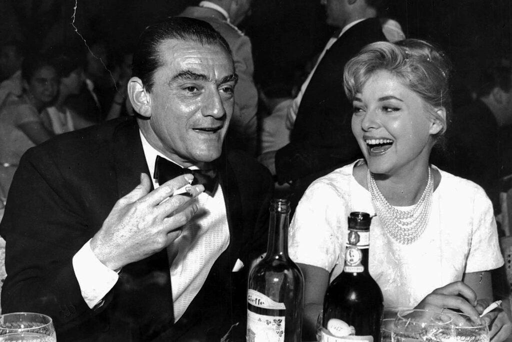Luchino Visconti e le donne