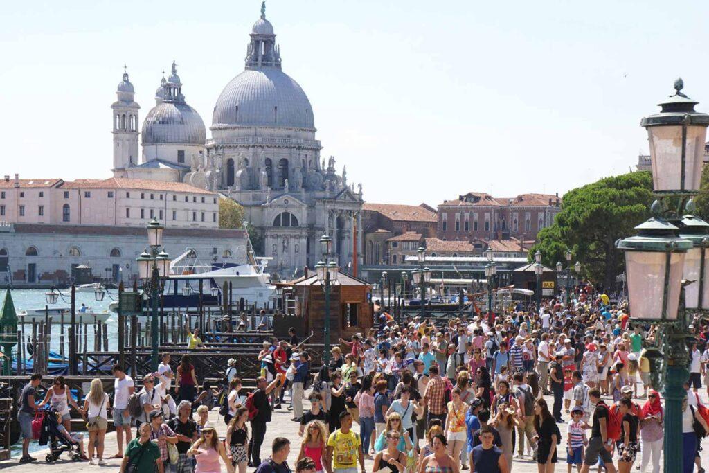 Venezia overtourism